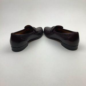 Allen Edmonds Shoes - Allen Edmonds Bergamo Slip-Ons Loafer Shoes Sz 8.5